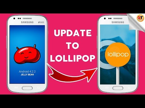 Install Lollipop Extreme Rom On Samsung Galaxy S Duos 2 (GT-S7582)