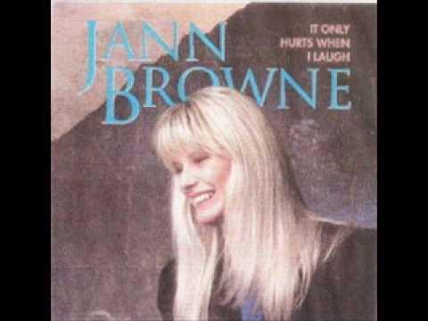 Jann Browne ~  I Wish It Would Rain