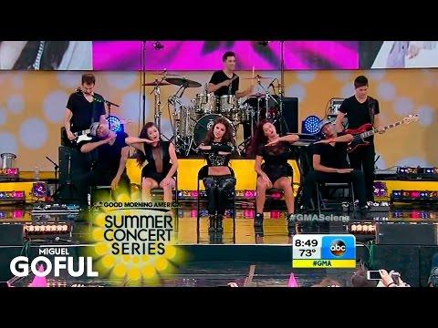 Selena Gomez - Birthday (Live At Good Morning America 2013)