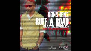 Download Konshens - Ruff A Road (Battlefield) By RvssianHCR NOV 2012 MP3 song and Music Video