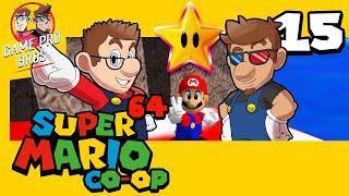 Super Mario 64 #15 - Let's Get Cancelled - bro-op