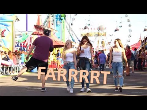 WET Fart Prank at the Fair!! 12 days of Shartmas is coming!! Sharter Saturdays S2•E06