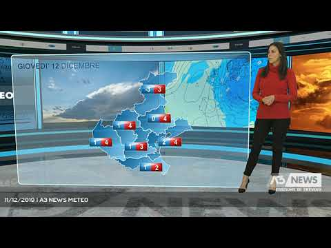 11/12/2019   A3 NEWS METEOA3 NEWS Treviso ...