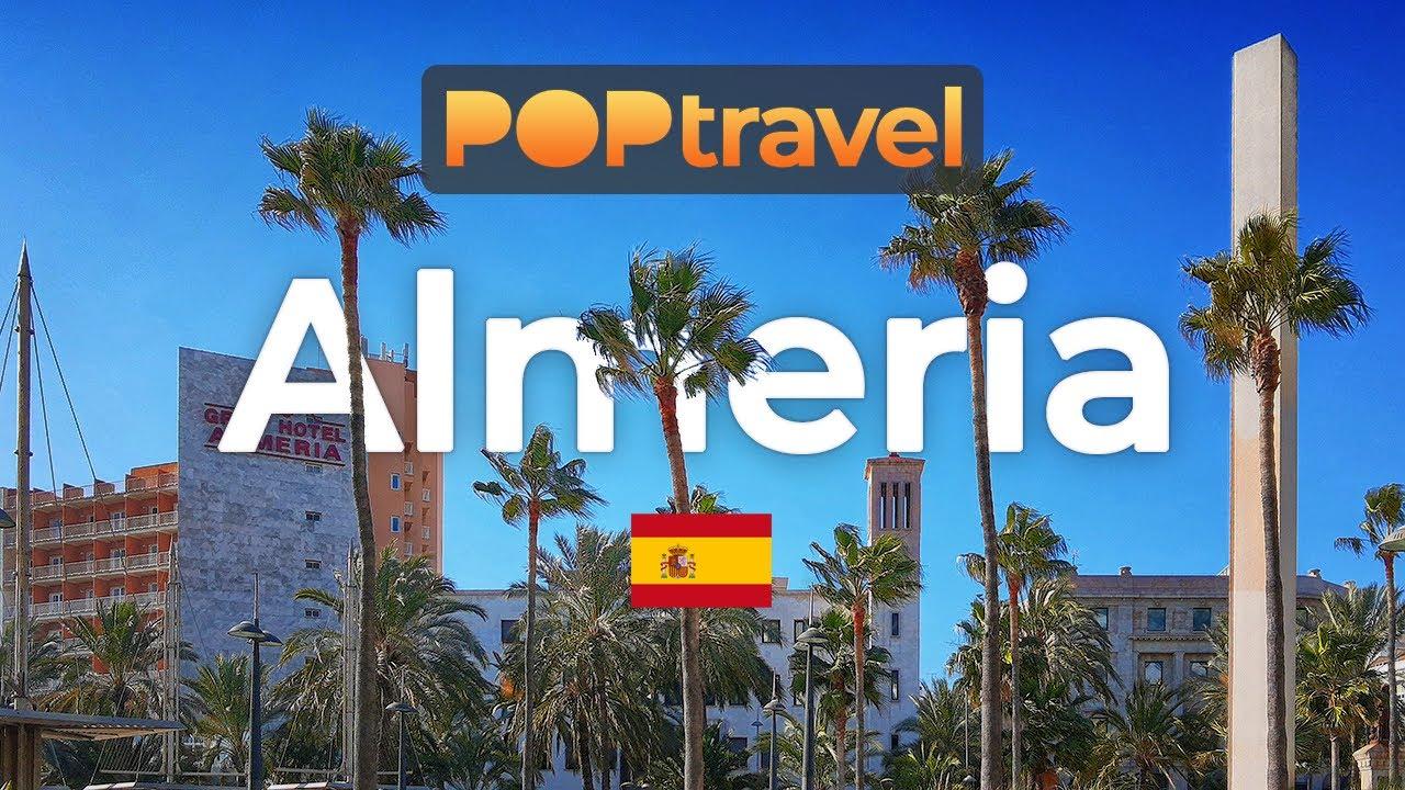 Download Walking in ALMERIA / Spain 🇪🇸- 4K 60fps (UHD)