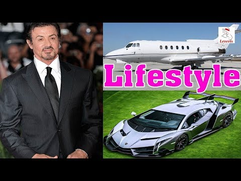 Sylvester Stallone Lifestyle, Income, Cars, House, Private Jets, Income, Net worth 2018 | Levevis