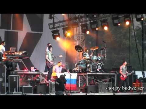 """Linkin Park - St.Petersburg, Russia, Stadium """"Telebashnya"""" (26.07.2009)"""
