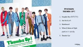 Full Album PENTAGON THUMBS UP MP3