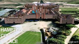 http://bit.ly/1aRAXkz - Hampton Court Palace - Google Earth