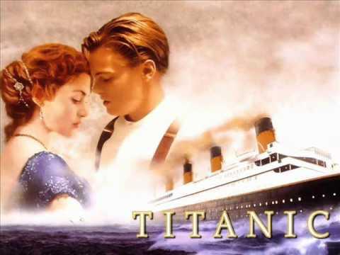 Titanic Soundtrack - 04 ~Rose (Piano)~