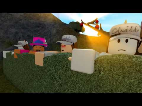 Dance in drag and do the hula [Roblox Short]