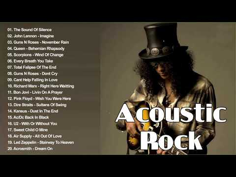 acoustic-rock-songs-60s-70s-80s---top-classic-rock-acoustic-rock-songs-all-time