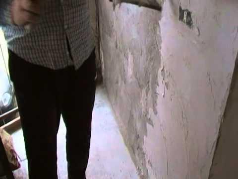 Come fare un buono intonaco su un vecchio muro da