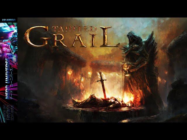 Tainted Grail - Release! Uneingeschränkte Kaufempfehlung für Cardbuilder RPG Fans  ☬ [Deutsch] 1440p