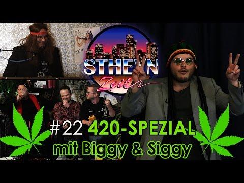 StheynZeit 420-SPEZIAL mit Biggy und Siggy | Folge 22