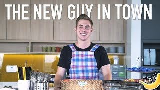 Video The New Guy In Town download MP3, 3GP, MP4, WEBM, AVI, FLV Juni 2017