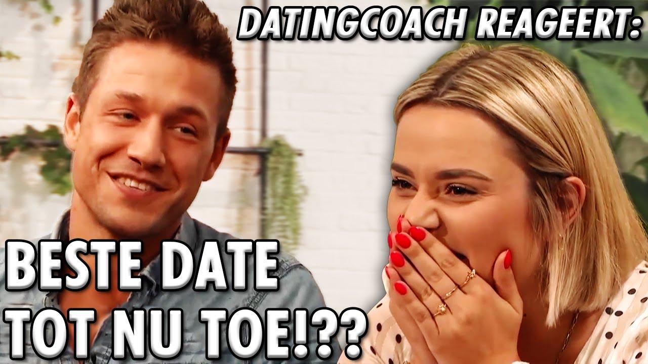 BESTE DATE OOIT??! - Dating Coach Reageert op First Dates