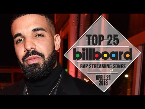 Top 25 • Billboard Rap Songs • April 21, 2018 | Streaming-Charts