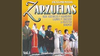 """Agua, Azucarillo y Aguardiente, Acto I: """"Vals"""""""