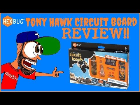 Tony Hawk Circuit Board Review!!
