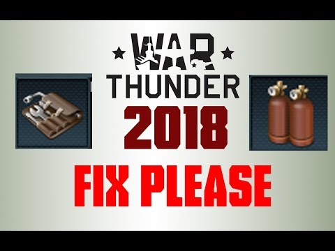 War Thunder Ground Forces | Things That Need To Be Fixed in 2018