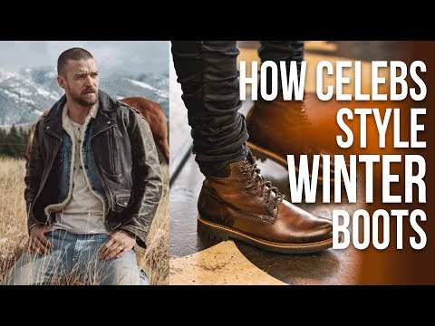 This is How Celebs Style Winter Boots | Base London Mp3