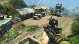 Far Cry 3 - Assassino Silencioso + Descendo a Montanha de Buggy
