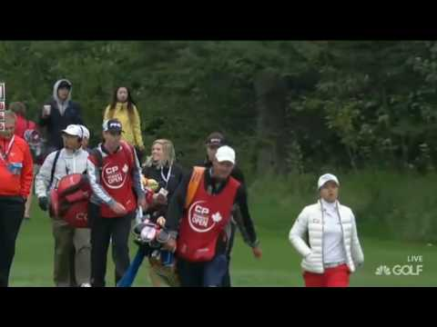 LPGA Canadian Pacific Women's Open Final Round No Commentory
