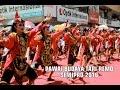 Pawai Budaya Tari Remo Semipro 2016 At Probolinggo - Documentary Sanggar Tari Arbaya video