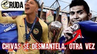 América es Campeón, Chivas y la PEOR Participación en el Mundial de Clubes, Cruz Azul ya se Refuerza