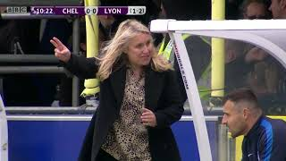 Chelsea v Lyon - Women's Champions League Semi Final 2018/19