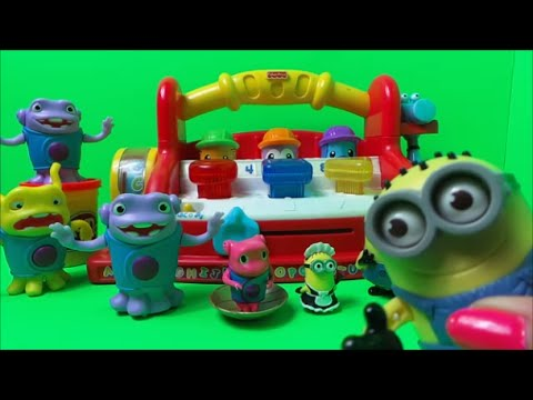 Fisher Price TALKING TOOL BAG BOX Set w/3 Toy Tools ...