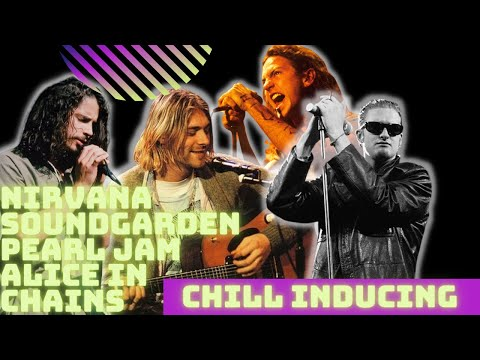 Grunge Performances That Gave Us Chills (Nirvana,  Soundgarden, Alice In Chains, Pearl Jam)