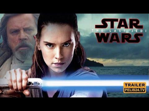 Star Wars The Last Jedi 2017   Trailer Subtitulado HD Ciencia ficción  Fantástico  Aventuras  Acción