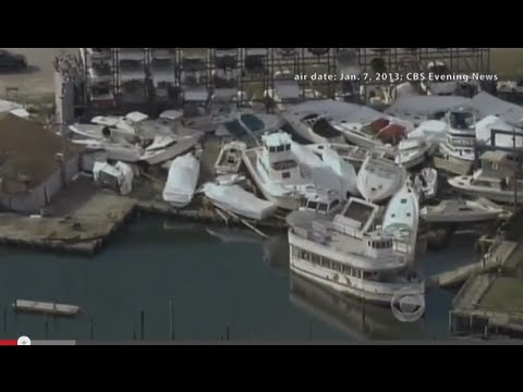 BoatUS Hurricane Catastrophe Team Helps Boaters After Superstorm Sandy (full version)