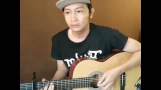 NATHAN fingerstyle cover sing di restui MAHESA & DEWI CINTA