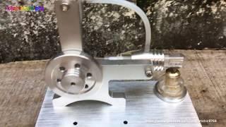 động cơ stirling - stirling engine vietnam