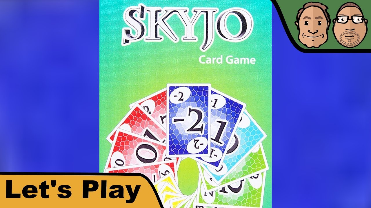 Skyjo Spiel