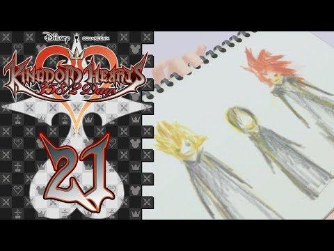 Kingdom Hearts 358/2 Days HD ITA [Parte 21 - Risveglio]