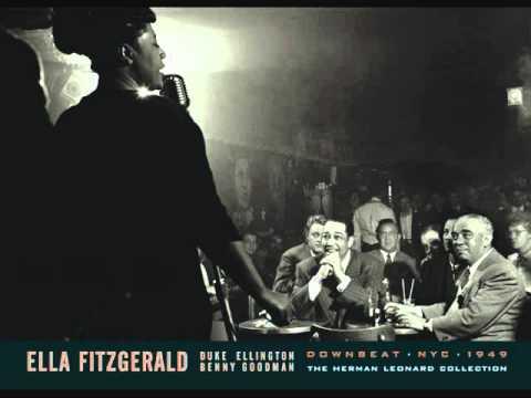 Ella Fitzgerald - Satin Doll (with Duke Ellington Orchestra)