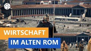 Wie funktioniert die römische Wirtschaft? | Das Römer-Experiment | Planet Schule | SWR