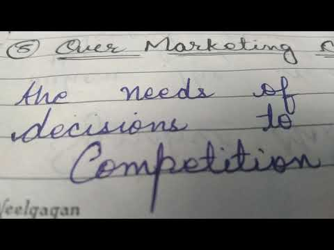 let's clear the confusion between marketing terms.