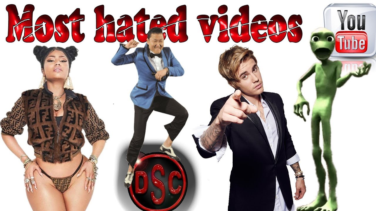 Most Disliked Music Videos On Youtube 5 Youtube