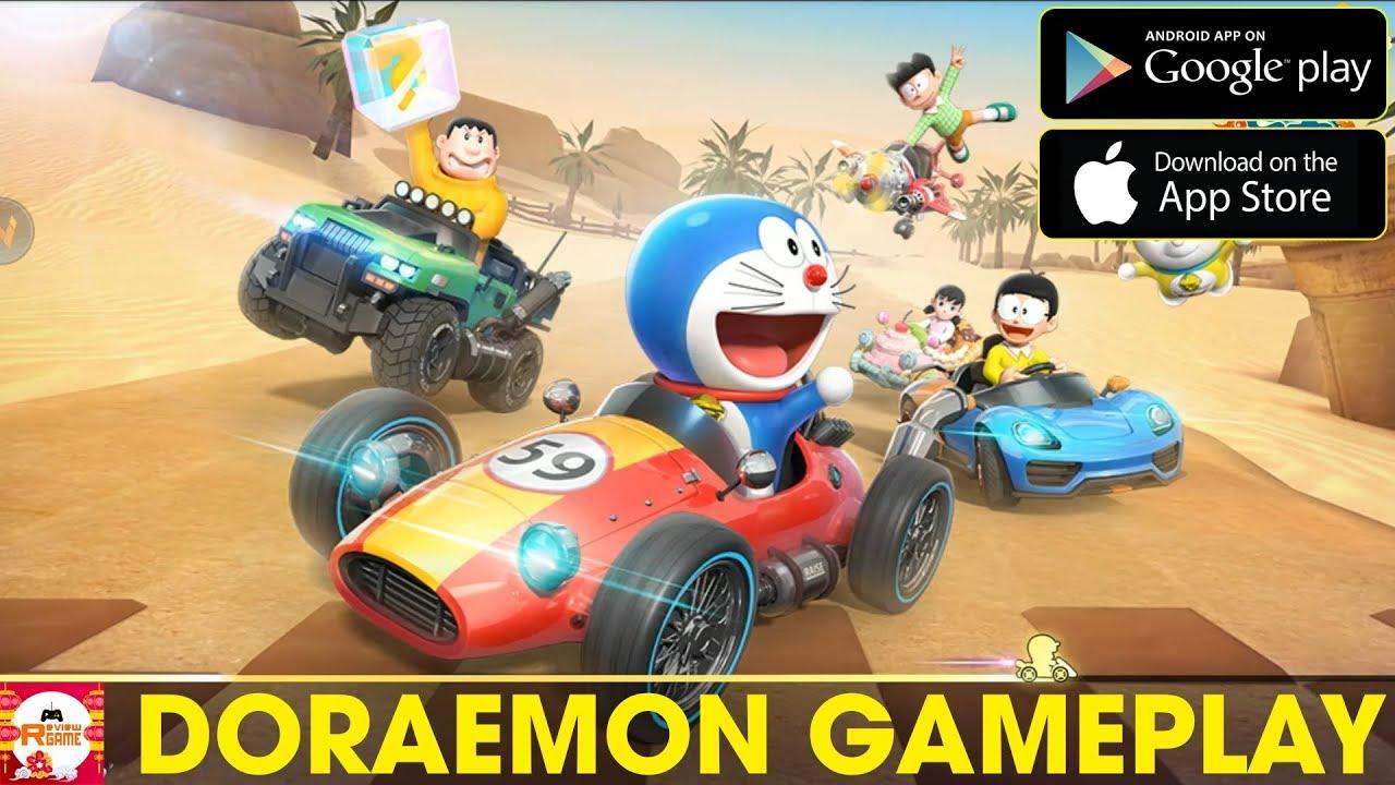 Doraemon: Dream Car – Phiên Bản Đua Xe Zing Speed Của Doraemon Siêu Hấp Dẫn Và Thú Vị
