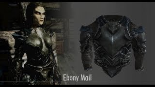Skyrim: Ebony Mail [Pt-Br]