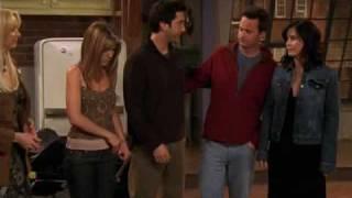 The Final Key Scene The Last One Friends Season 10