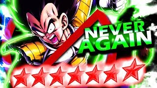 DO NOT TRY THIS UNIT PLEASE! | Dragon Ball Legends