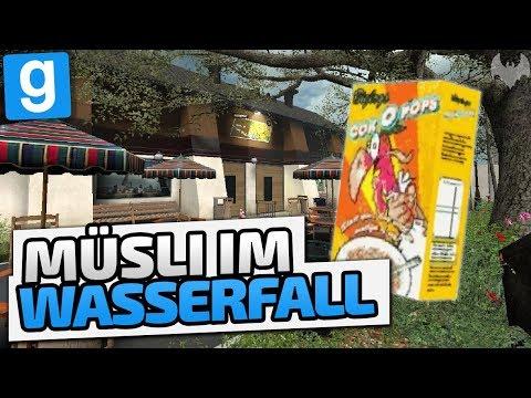 Müsli im Wasserfall - ♠ Garry's Mod: Prop Hunt ♠ - Deutsch German - Dhalucard thumbnail