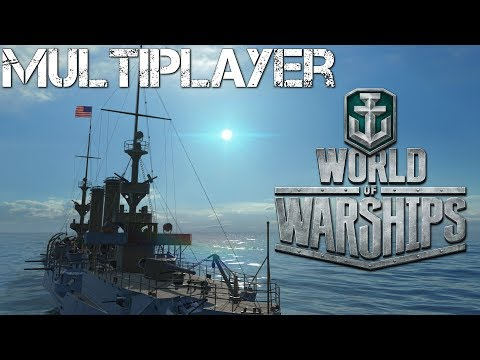 World of warships - Multiplayer, come join!