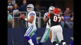 Dallas Cowboys vs The Cincinnati Bengals| QB Play