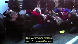 Ukraine: Video zum Pogrom bei Korsun
